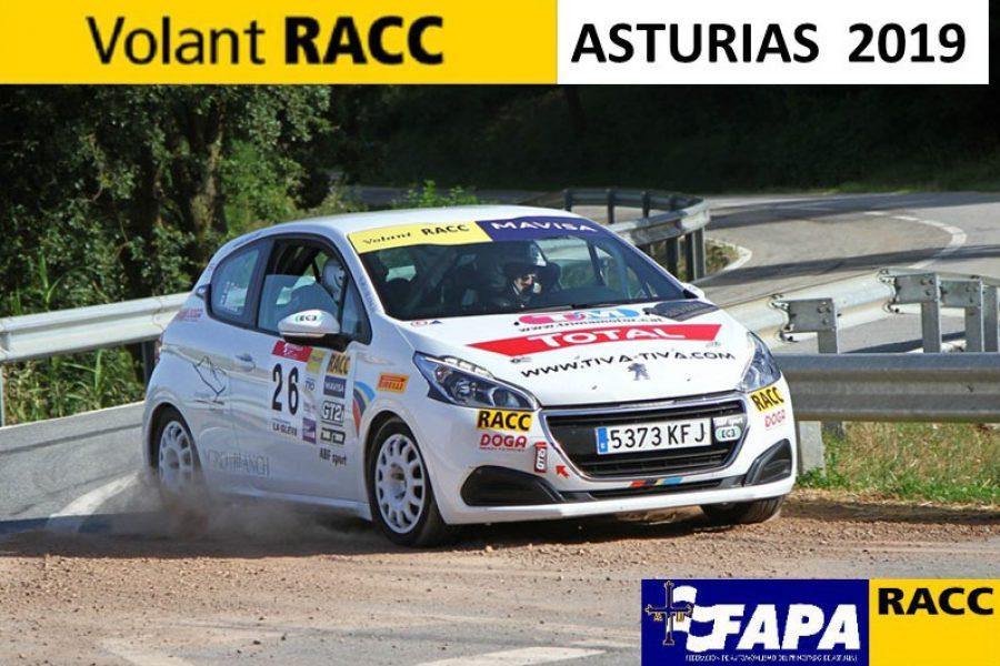 Volant RACC 2019 Asturias