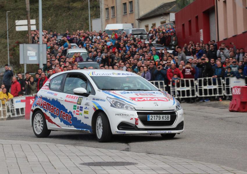 Rallye Contratas Souto Cangas de Narcea